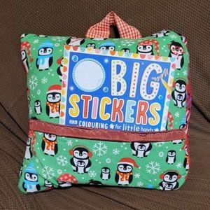Cute Pillow Tote for Children